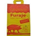 Furaj granulat porc crestere